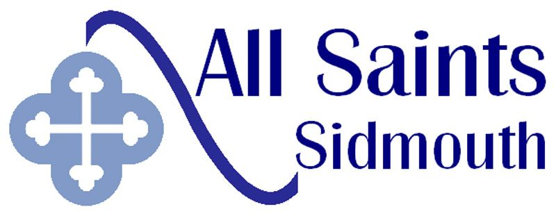 All Saints Church Sidmouth logo