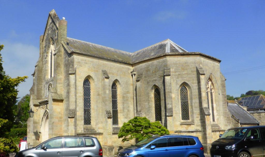 Church East