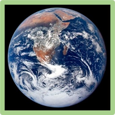 Our Fragile Earth