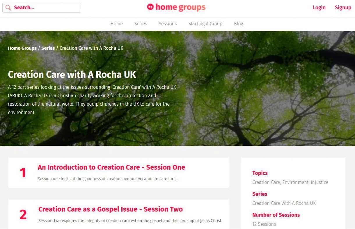 Homegroups-Rocha